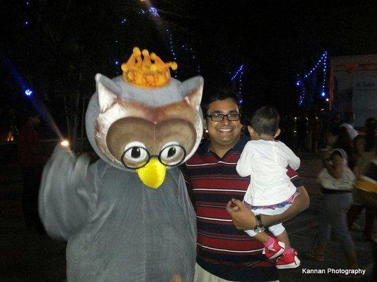 Club Mahindra Madikeri, Coorg: Party night