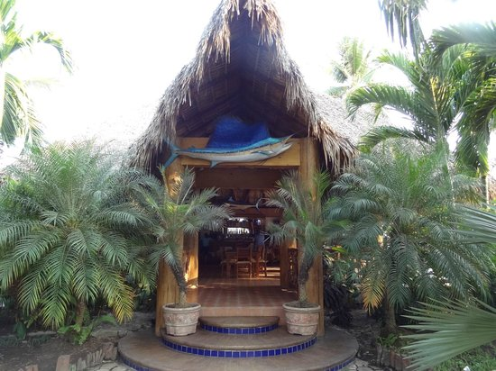 Casa Vieja Lodge: Dinning and Cocktail Bar