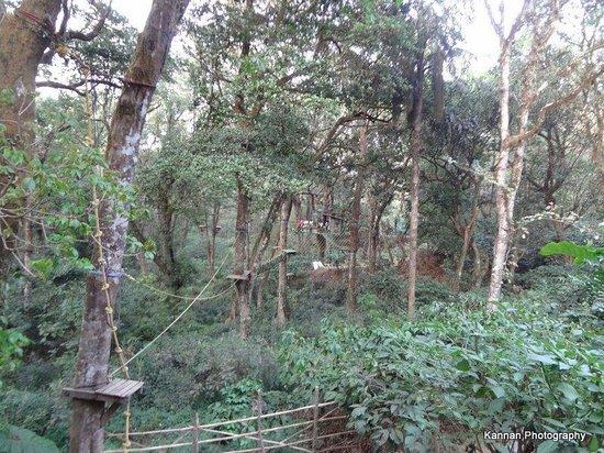 Club Mahindra Madikeri, Coorg: Adventure zone