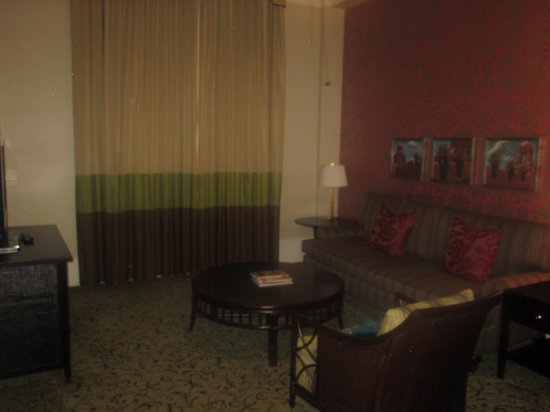The Royal Hawaiian, a Luxury Collection Resort: Living area