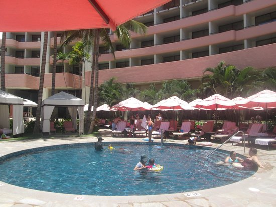 The Royal Hawaiian, a Luxury Collection Resort: Royal Hawian Small Pool
