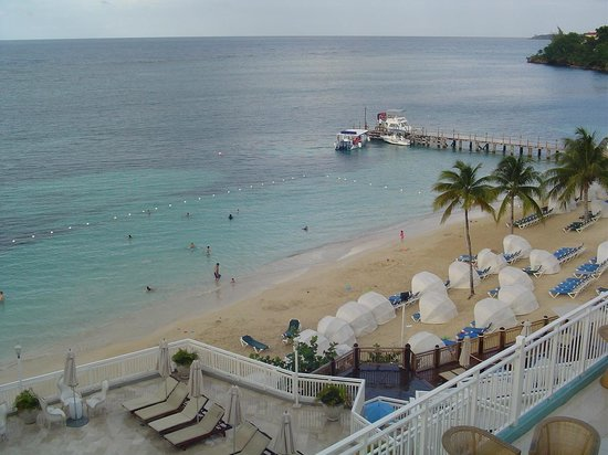 Beaches Ocho Rios Resort & Golf Club: French Villa honeymoon