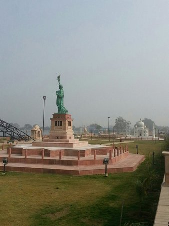 Statue of liberty in kota