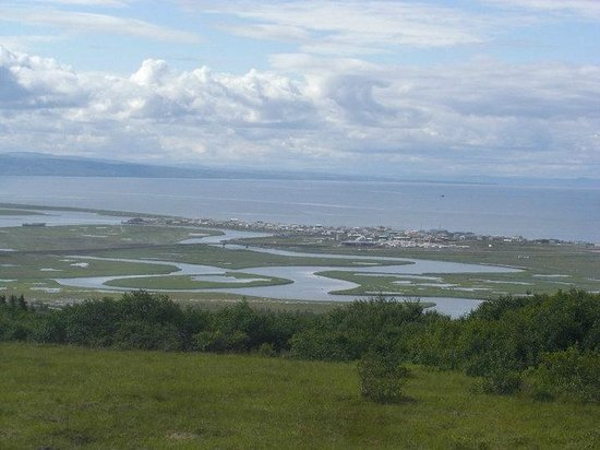 Overview of Unalakleet