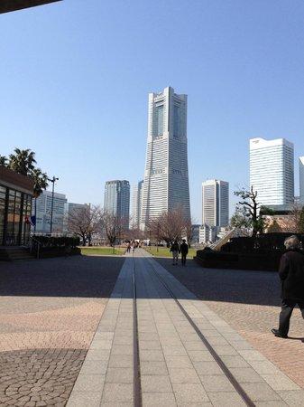 Kishamichi Promenade: 2014 3 bibyokohama