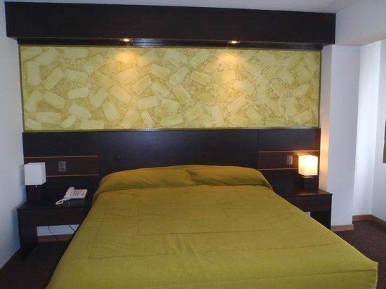 Hotel Britania Miraflores : habitaciòn