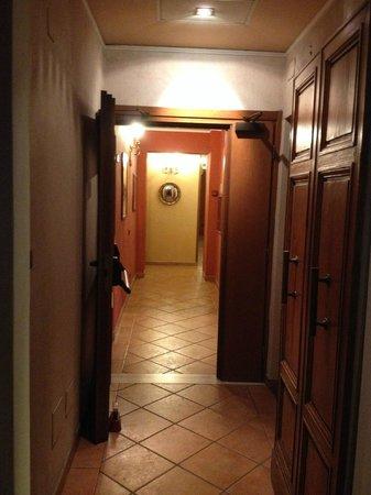 Hotel Kursaal Ausonia: Interior