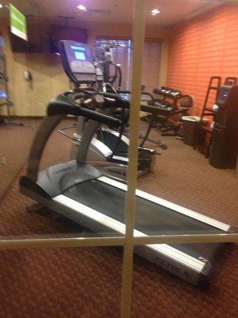 La Quinta Inn & Suites Dallas Love Field : Workout Center