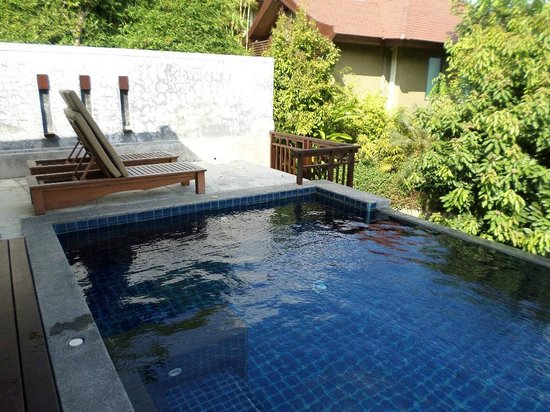 Nora Buri Resort & Spa: Pool villa