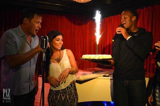 The Cabaret South Beach : Happy birthday!