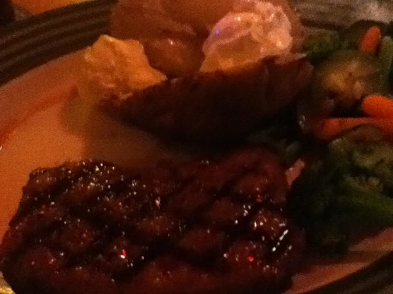 Applebee's: 9 oz. Sirloin House Steak