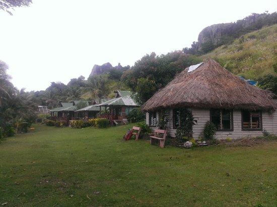 Naqalia Lodge: Charming little bungalows