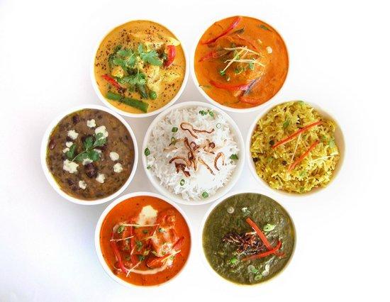 Pickled Evenings Indian Restaurant : Pickled Evenings Food