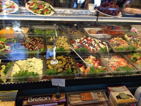 Venice Gourmet: Salad