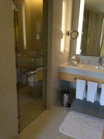 DoubleTree by Hilton Kuala Lumpur: Bathroom