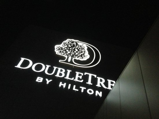 DoubleTree by Hilton Kuala Lumpur : View from outside