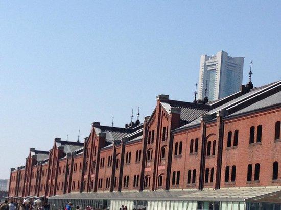 Yokohama Red Brick Warehouse: 2014 3 bibyokohama