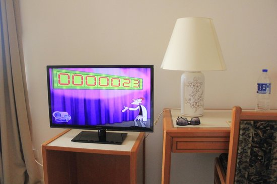 Copthorne Orchid Hotel Penang: LCD TV