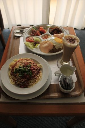 Copthorne Orchid Hotel Penang: Room Service - Delicious