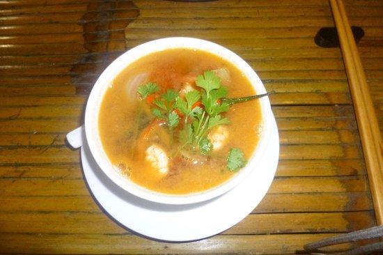 Baby Mustard Restaurant : great soup
