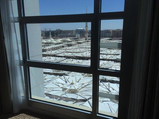 Anwar Al Madinah Movenpick Hotel : Nice