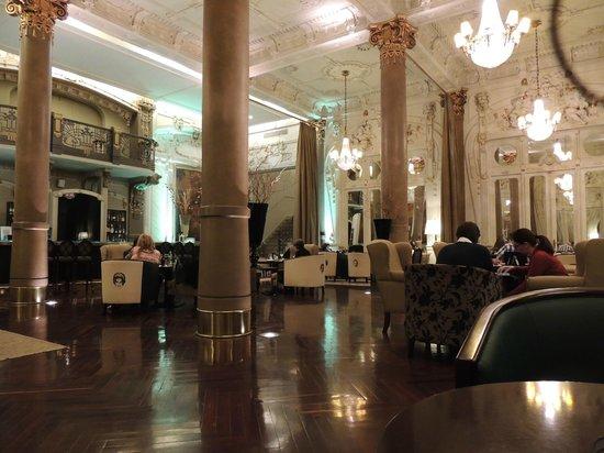 Savoy Hotel: Bar Império