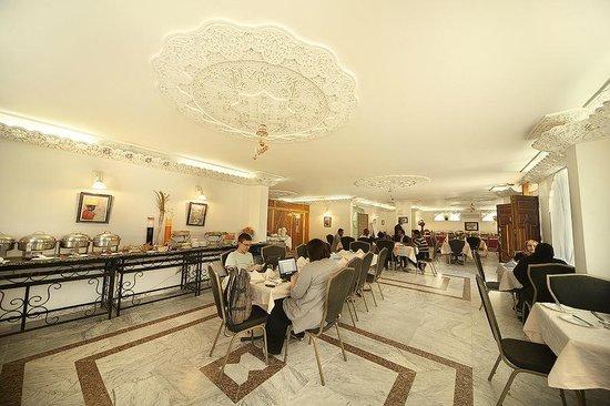 Indoor Restaurant - Shahran Hotel