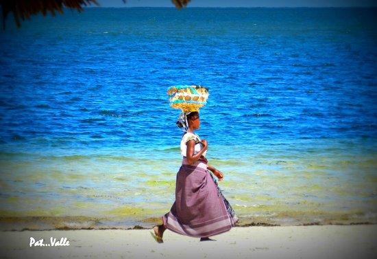 Luna House Malindi Maison d'hotes : ballade sur la plage de malindi