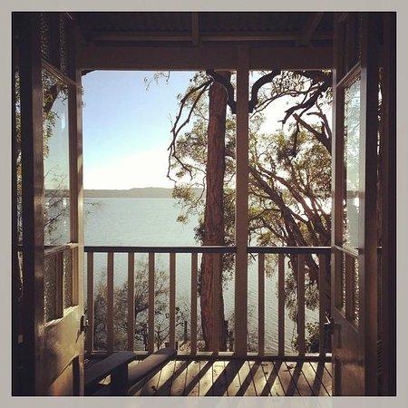 Eumarella Shores Noosa Lake Retreat: the view - amazing