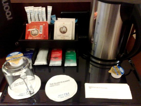 NH Vienna Airport Conference Center: Very delicious teas!