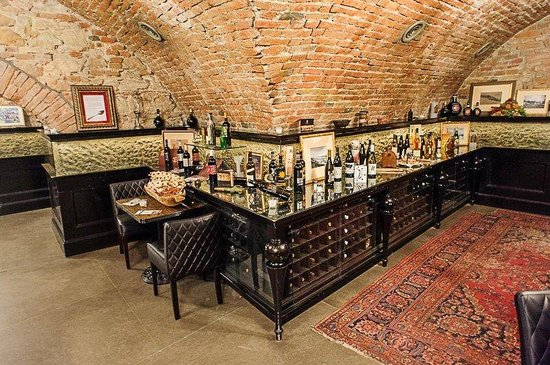 220 Year Old Cellar Restaurant