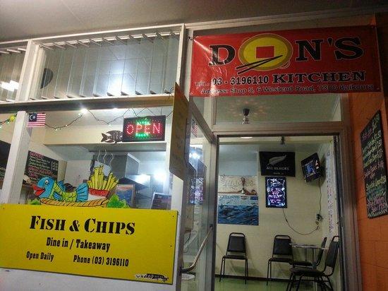 Don's Asian Kitchen: Don's Kitchen