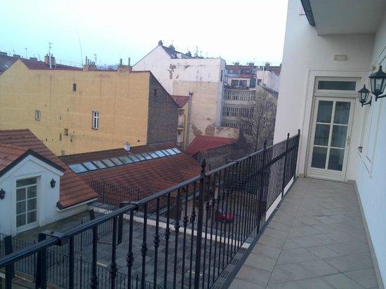 Angelis : Вид с балкона....