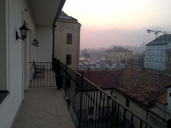 Angelis : Вид с балкона...