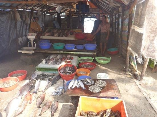 Bright Heritage: The local fishmarket