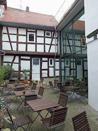 Rotox Im Neuen Gewand Noch Esser Rotox Restaurant Zwingenberg
