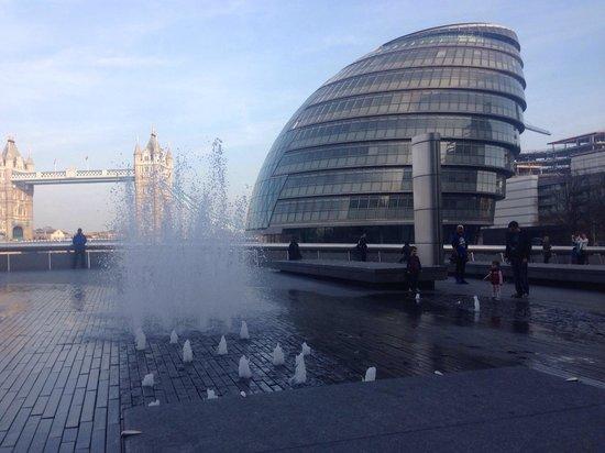 The Larder: More London.