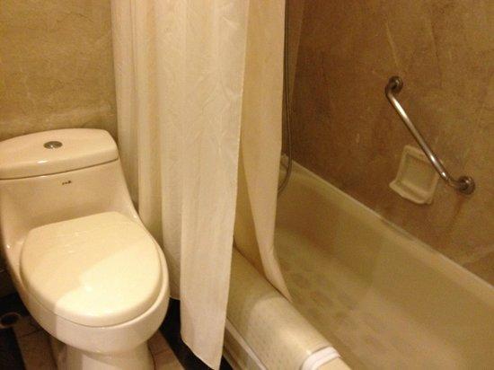 Hotel Sintra: バスタブがあるのはうれしい