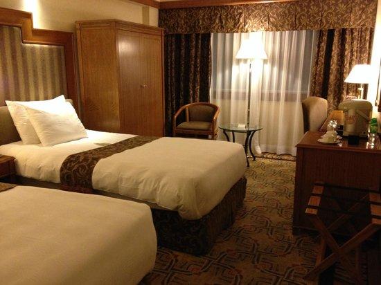 Hotel Sintra: ベッドルームも広い