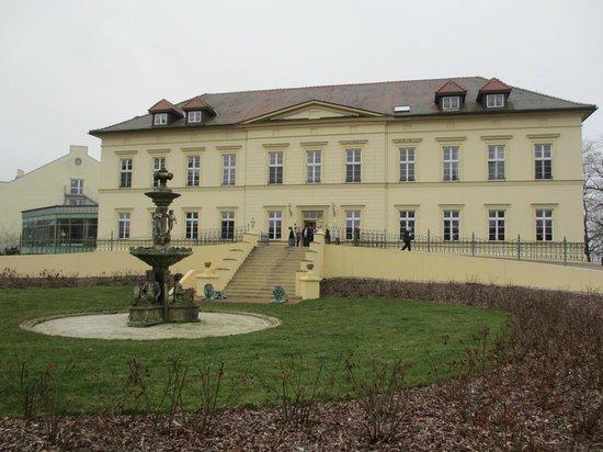 Golfclub Schloss Teschow: Hovedbygning