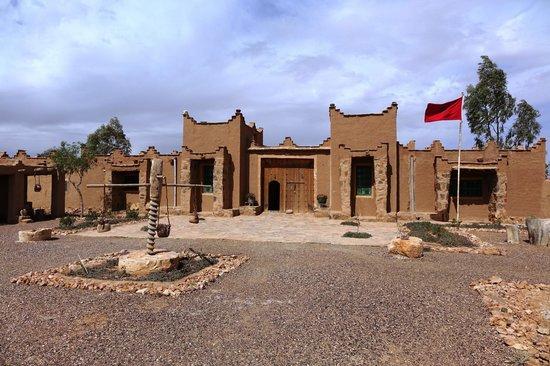 Musee Lalla Mimouna: Entrée du Musée