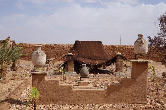 Musee Lalla Mimouna: Habitat berbère nomade