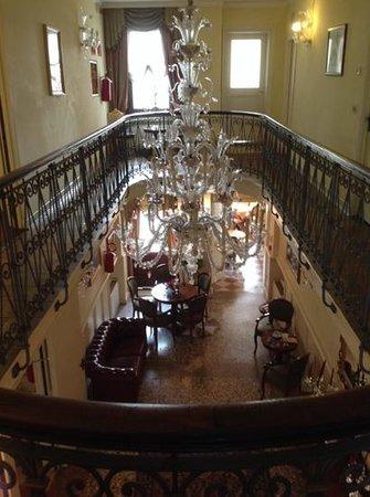 Park Hotel Villa Vicini: Interno
