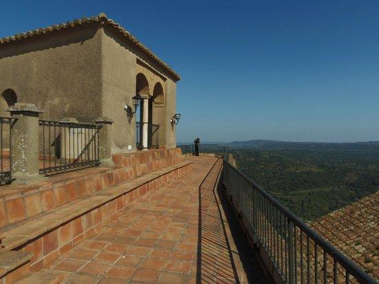 Complejo Turistico Castillo Castellar: Hotel Terrace