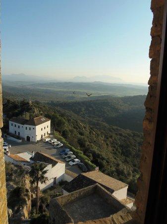 Complejo Turistico Castillo Castellar: View from the bedroom.