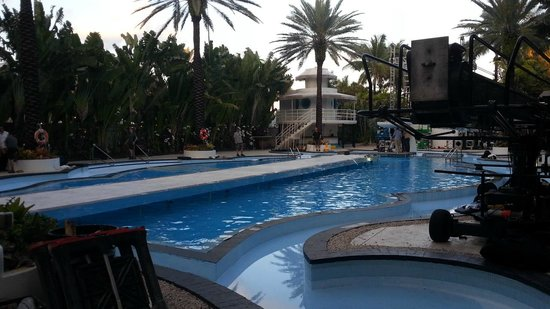 The Raleigh Miami Beach: The pool at The Raleigh