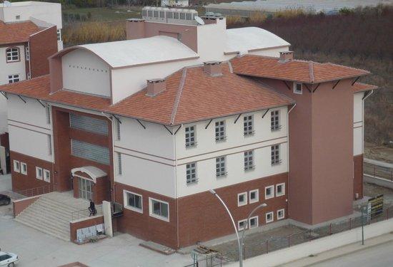 Tarsus Uygulama Oteli