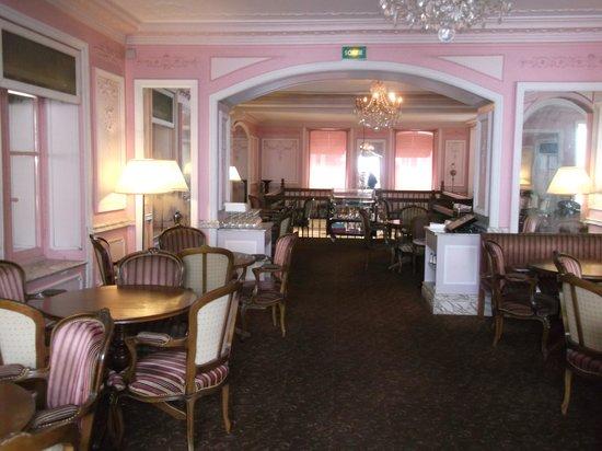 L 39 tage picture of miremont patisserie salon de the for Salon patisserie