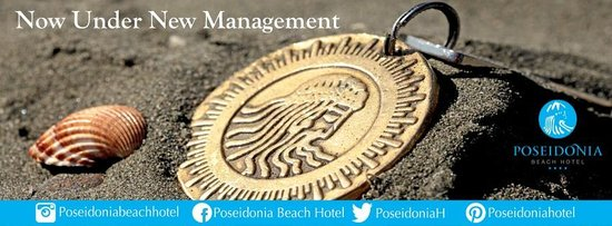 Poseidonia Beach Hotel: Under New Management Now!