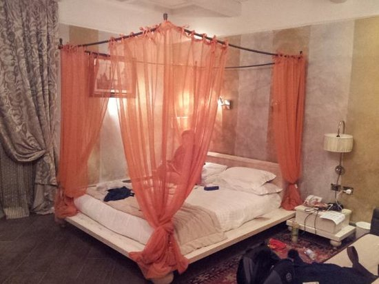 The Inn At The Roman Forum - Small Luxury Hotel: the best bed